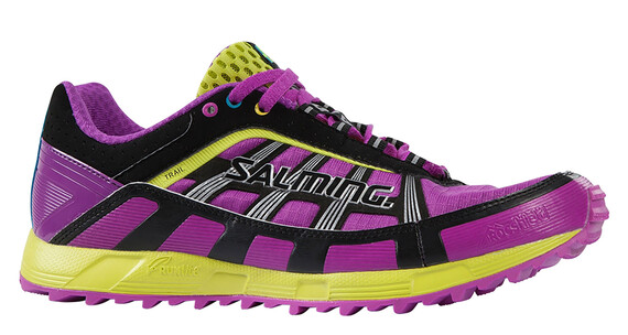 Salming W's Trail T1 Shoes Purple Cactus Flower
